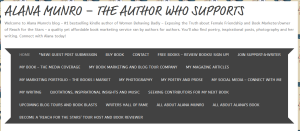 Alana's Website