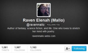 Raven Mallo twitter