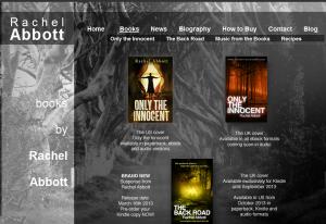 Rachel's Website