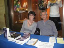 shipboard  booksigning