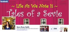 Sara's Facebook Page!