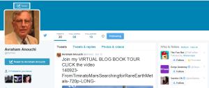 Avraham Anouchi's Twitter Page